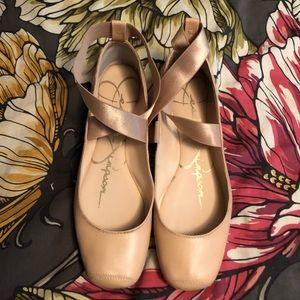 Jessica Simpson Women's Mandalaye Ballet Flats